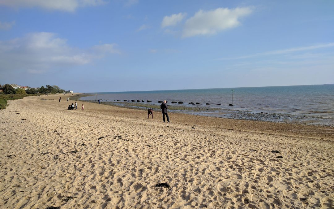 Day 17: Oh, I do like to be beside the seaside…