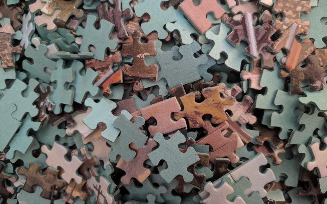Day 87: The most boring jigsaw ever?